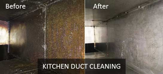 Kitchen Duct Cleaning in Hyderabad