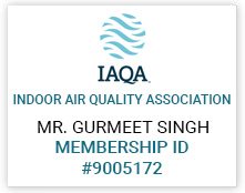 IAQA(Indoor Air Quality Association) Membership